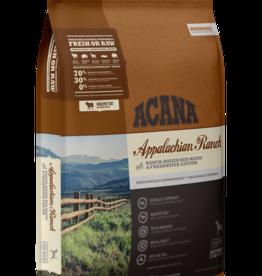 Acana Dog Appalachian Ranch - Grain-Free 25lb