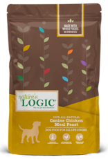 Natures Logic Canine Chicken Feast - Whole Grain 4.4lb