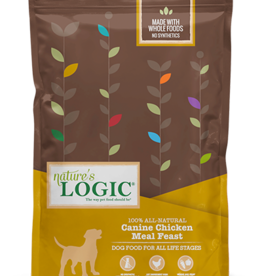 Natures Logic Canine Chicken Feast - Whole Grain 13lb