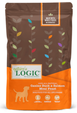Natures Logic Canine Duck & Salmon Feast - Whole Grain 25lb