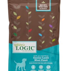 Natures Logic Canine Lamb Feast - Whole Grain 4.4lb