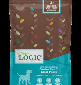 Natures Logic Canine Lamb Feast - Whole Grain 25lb