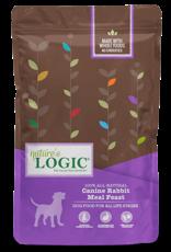 Natures Logic Canine Rabbit Feast - Whole Grain 13lb