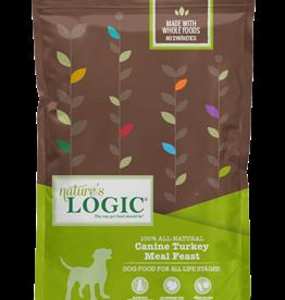 Natures Logic Canine Turkey Feast - Whole Grain 25lb