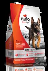 Nulo Dog Freestyle Limited+ Turkey Recipe - Grain-Free 22lb