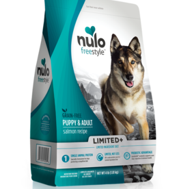 Nulo Dog Freestyle Limited+ Salmon - Grain-Free 4lb