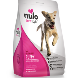 Nulo Dog Freestyle Salmon & Peas Puppy - Grain-Free 4.5lb