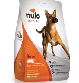 Nulo Dog Freestyle Turkey & Sweet Potato - Grain-Free 4.5lb