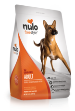 Nulo Dog Freestyle Turkey & Sweet Potato - Grain-Free 24lb
