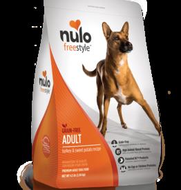 Nulo Dog Freestyle Turkey & Sweet Potato - Grain-Free 24lb