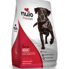 Nulo Dog Freestyle Lamb & Chickpea - Grain Free 4.5lb