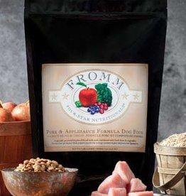 Fromm Family Pet Foods Dog Pork & Applesauce Formula - Whole Grain 30lb