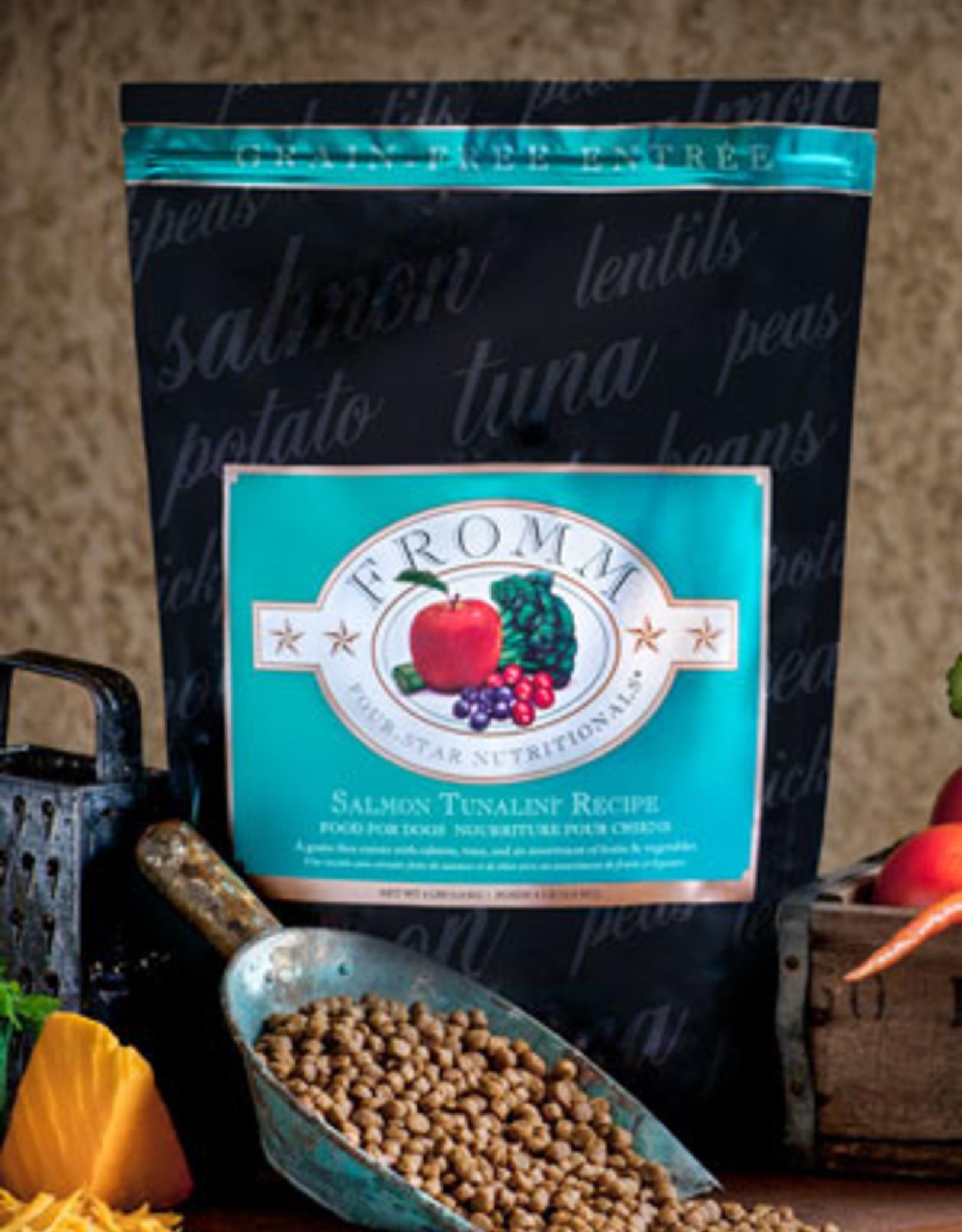 Fromm Family Pet Foods Dog Salmon Tunalini® Recipe - Grain-Free 26lb