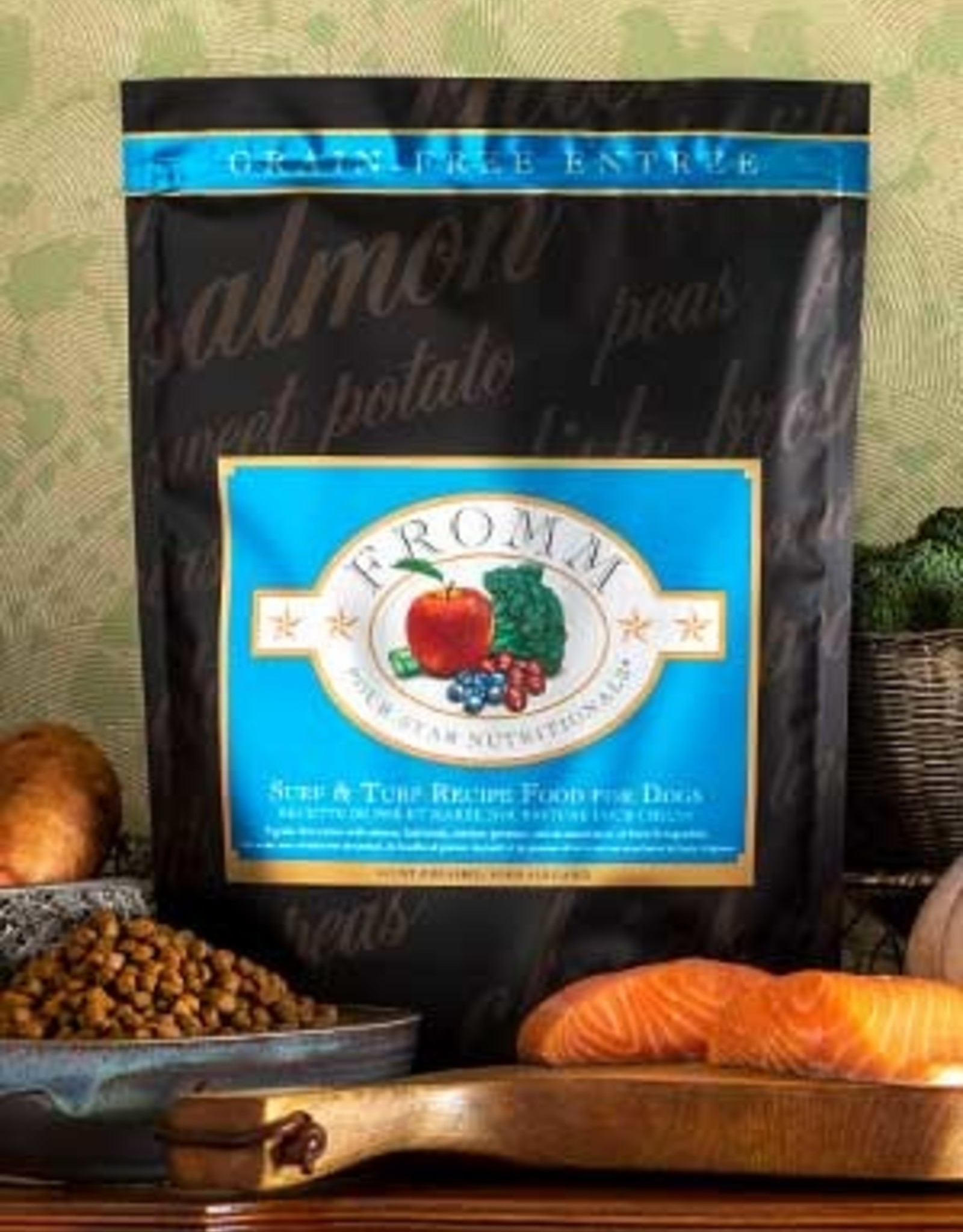 Fromm Family Pet Foods Dog Surf & Turf Recipe - Grain-Free 4lb
