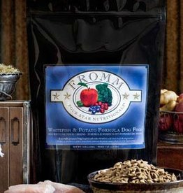 Fromm Family Pet Foods Dog Whitefish & Potato Formula - Whole Grain 5lb
