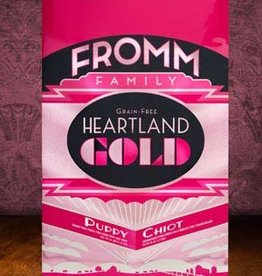 Fromm Family Pet Foods Dog Heartland Gold Puppy - Grain-Free 26lb