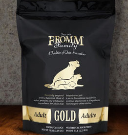 Fromm Family Pet Foods Dog Adult Gold - Whole Grain 15lb