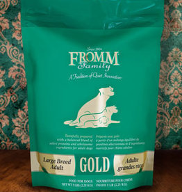 Fromm Family Pet Foods Dog Large Breed Adult Gold - Whole Grain 33lb