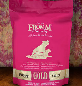 Fromm Family Pet Foods Dog Puppy Gold - Whole Grain 15lb