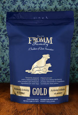 Fromm Family Pet Foods Dog Reduced Activity & Senior Gold - Whole Grain 15lb