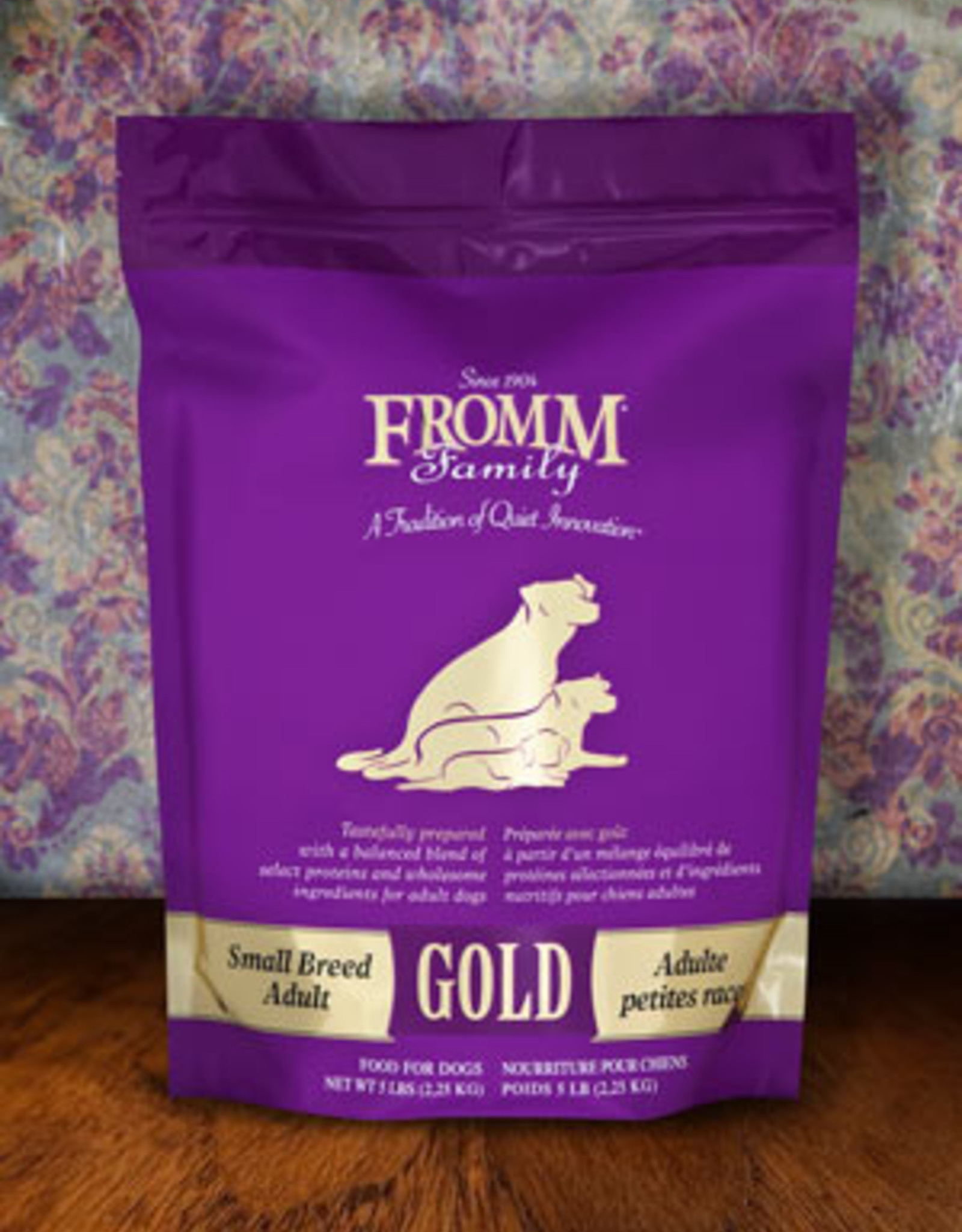 Fromm Family Pet Foods Dog Small Breed Adult Gold - Whole Grain 5lb