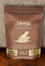 Fromm Family Pet Foods Dog Weight Management Gold - Whole Grain 5lb