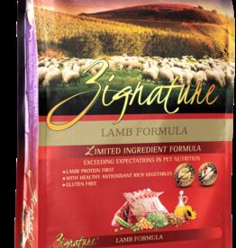 Zignature Dog Lamb Formula - Grain-Free 4lb