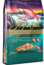 Zignature Dog Salmon Formula - Grain-Free 27lb