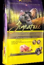 Zignature Dog Turkey Formula - Grain-Free 4lb