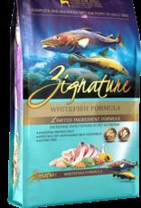 Zignature Dog Whitefish Formula - Grain-Free 27lb