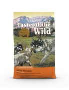 Taste of the Wild Pet Food Dog High Prairie Puppy Recipe - Grain-Free 5lb