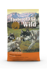 Taste of the Wild Pet Food Dog High Prairie Puppy Recipe - Grain-Free 5lb
