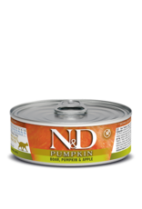 Farmina Cat N&D Boar, Pumpkin, & Apple Shredded- Grain-Free 2.8oz