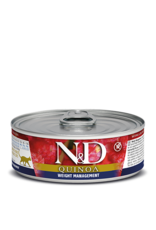 Farmina Cat N&D Quinoa Weight Management Pate - Grain-Free 2.8oz