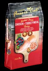 Fussie Cat Cat Chicken & Turkey Recipe - Grain-Free 10lb