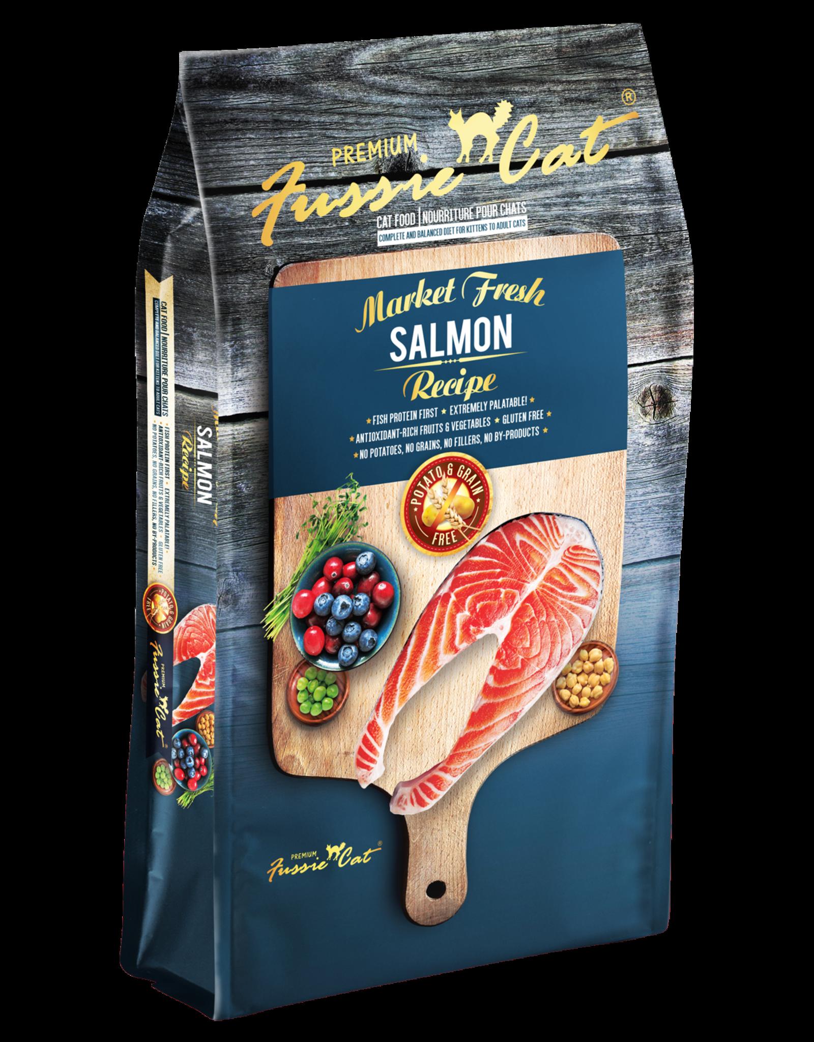 Fussie Cat Cat Salmon Recipe - Grain-Free 10lb