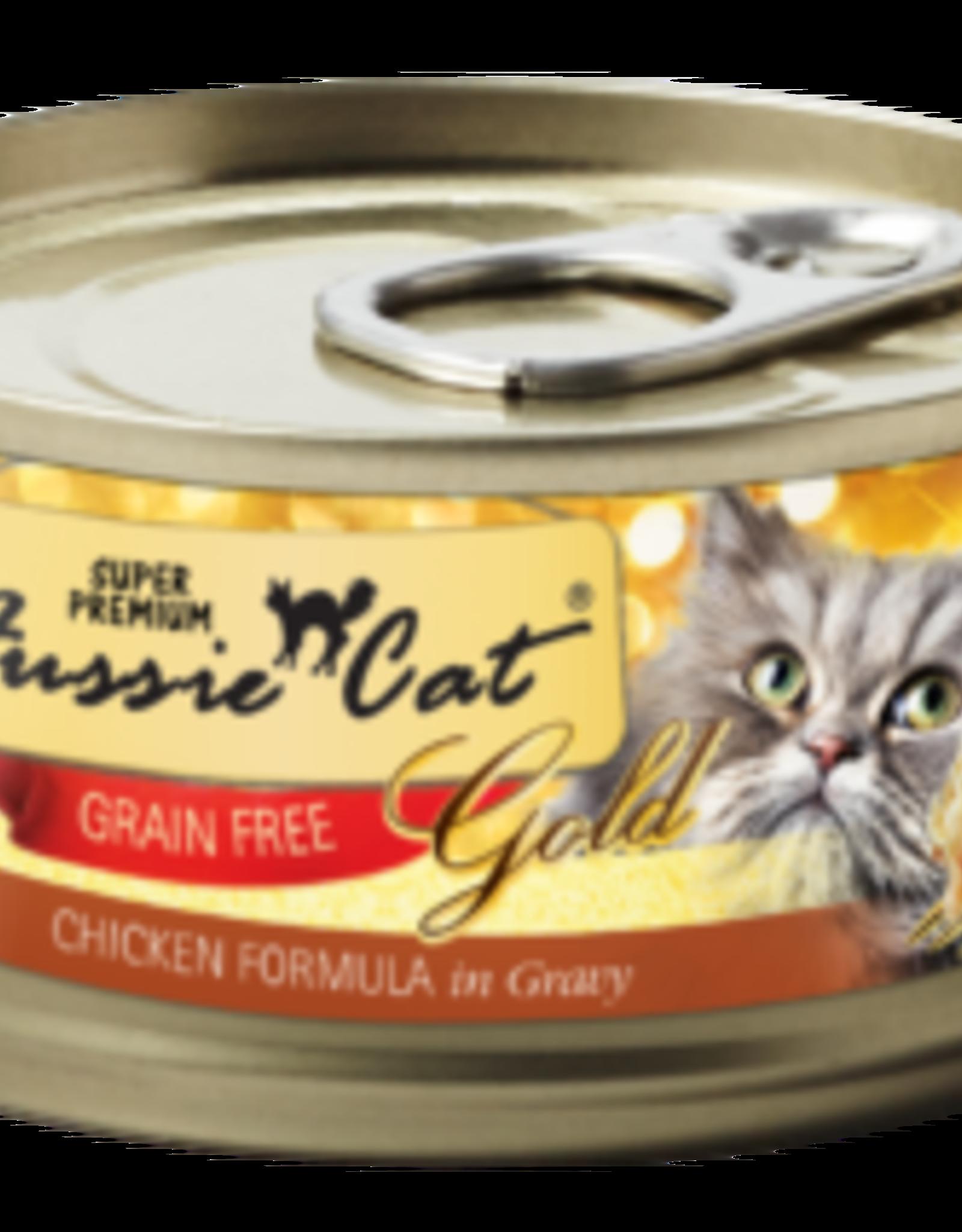 Fussie Cat Cat Chicken in Gravy Shredded - Grain-Free 2.82oz