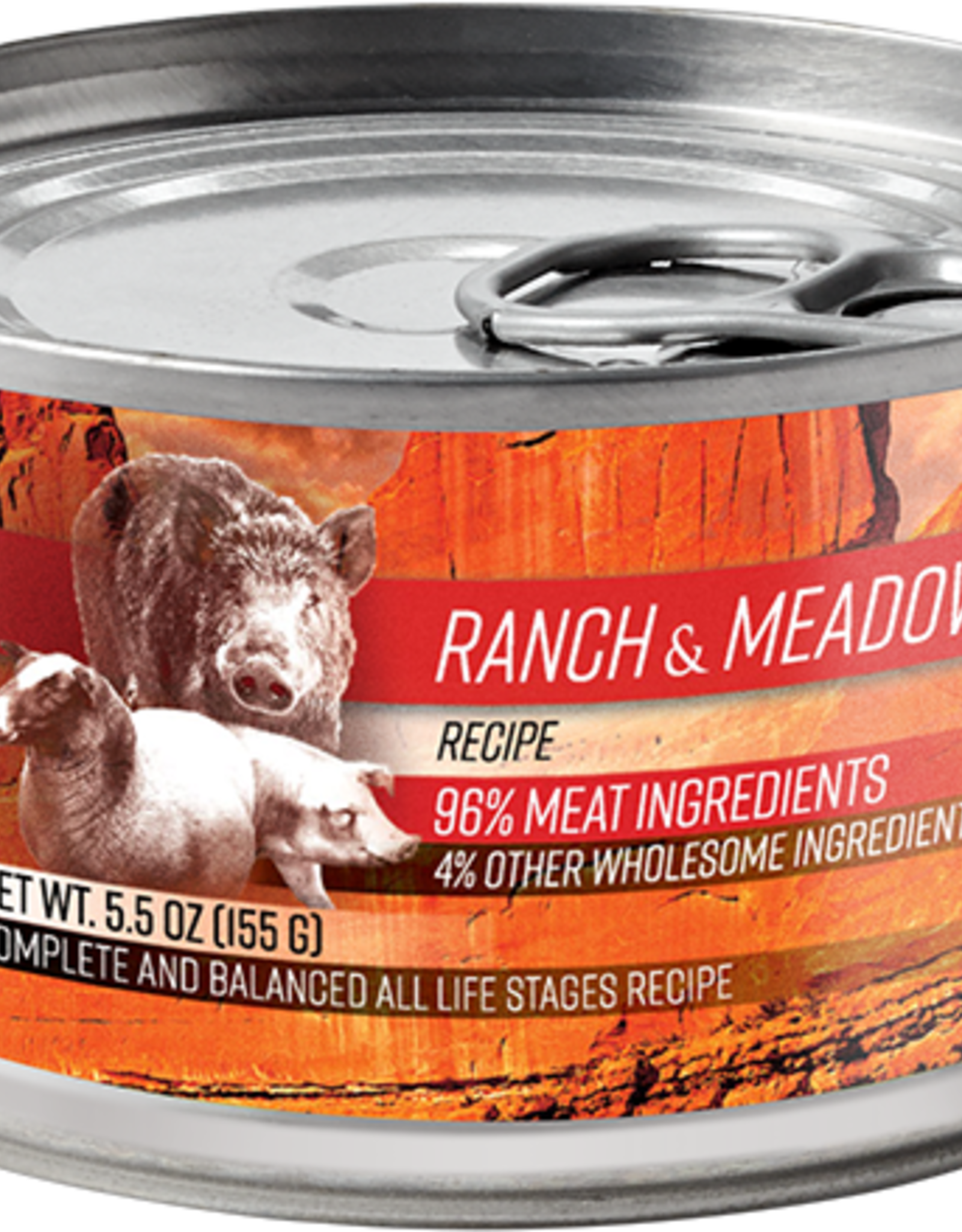 Essence Pet Foods Cat Ranch & Meadow Pate - Grain-Free 5.5oz