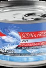 Essence Pet Foods Cat Ocean & Freshwater Pate - Grain-Free 5.5oz
