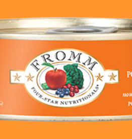 Fromm Family Pet Foods Cat Chicken & Salmon Pate - Grain-Free 5.5oz