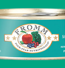 Fromm Family Pet Foods Cat Salmon & Tuna Pate - Grain-Free 5.5oz