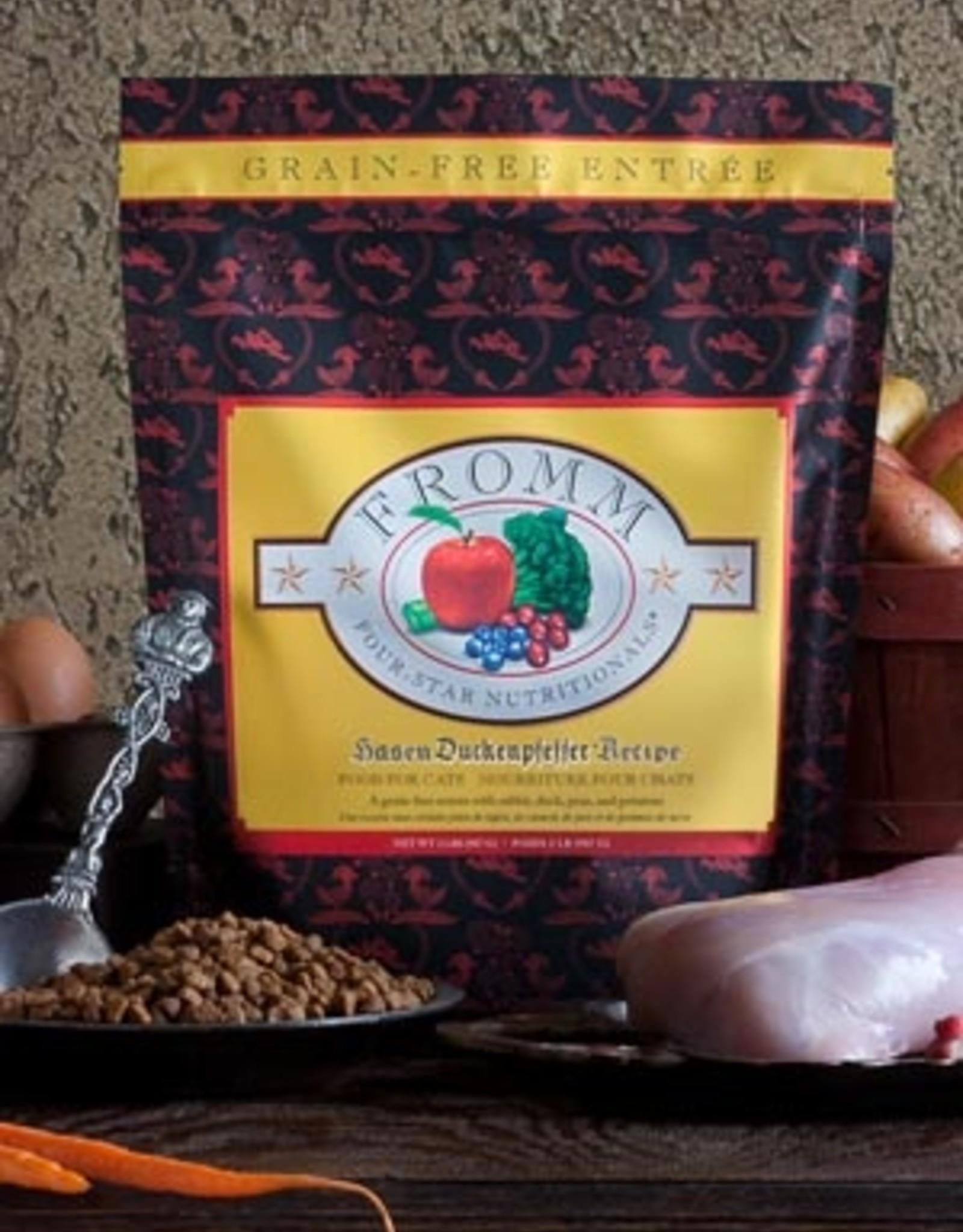 Fromm Family Pet Foods Cat Hasen Duckenpfeffer® Recipe - Grain-Free 2lb