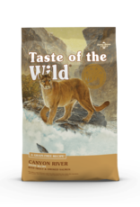 Taste of the Wild Pet Food Cat Canyon River Feline - Grain-Free 5lb