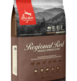 Orijen Cat Regional Red - Grain-Free 12lb