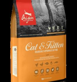 Orijen Cat Cat & Kitten - Grain-Free 4lb