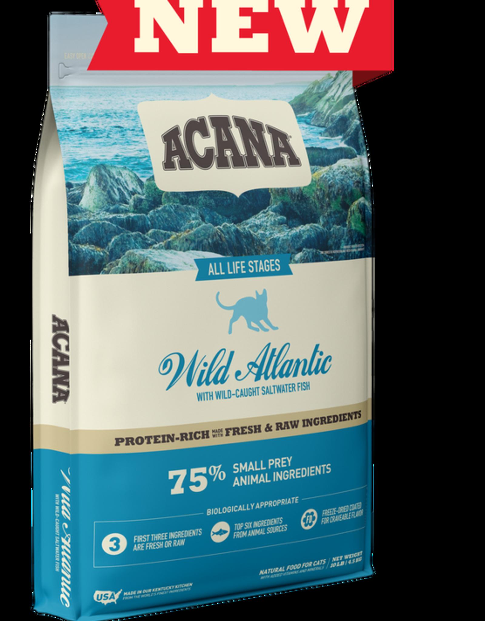 Acana Cat Wild Atlantic - Grain-Free 4lb