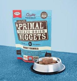 Primal Pet Foods Cat Raw Freeze-Dried Rabbit 5.5oz