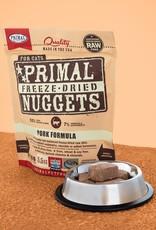 Primal Pet Foods Cat Raw Freeze-Dried Pork 5.5oz