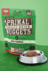 Primal Pet Foods Cat Raw Freeze-Dried Duck 5.5oz