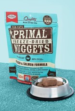 Primal Pet Foods Cat Raw Freeze-Dried Chicken & Salmon 5.5oz